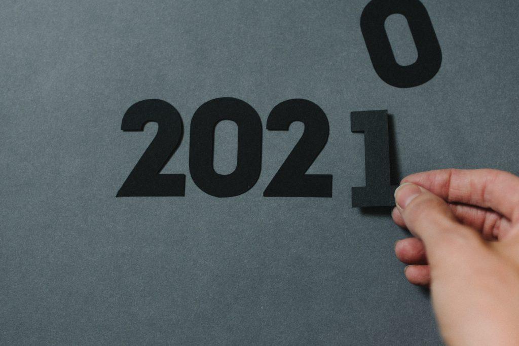 2020 becomes 2021